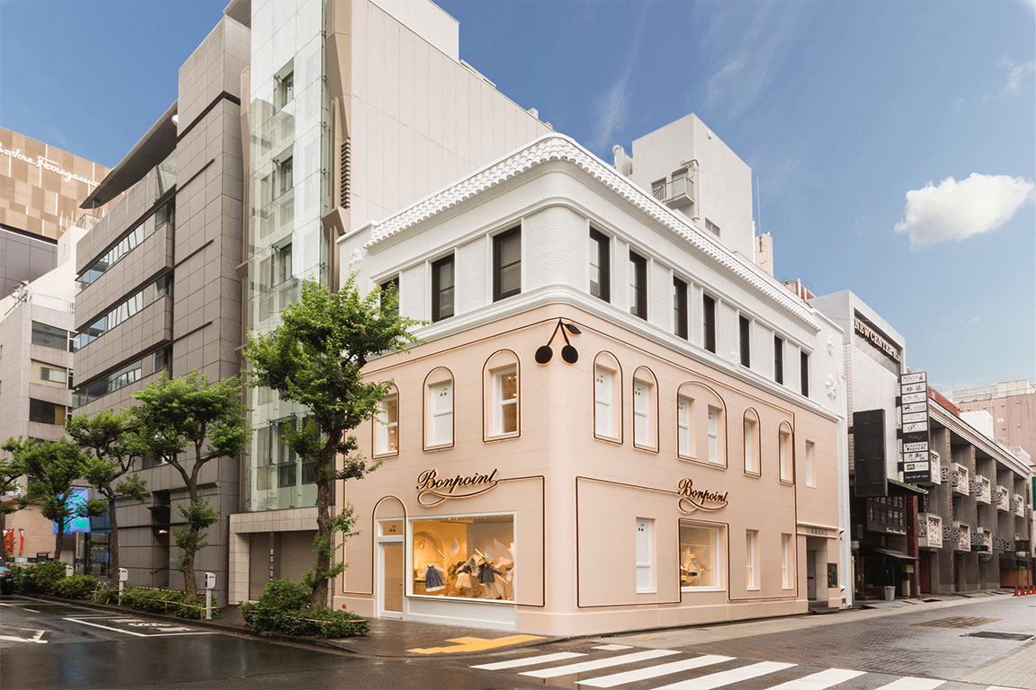 THE FLAGSHIP BOUTIQUE GINZA OPEN